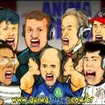 Vídeos de Charges animadas do animatunes