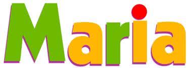 Significado nome Maria