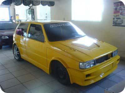 Fiat Uno tunado