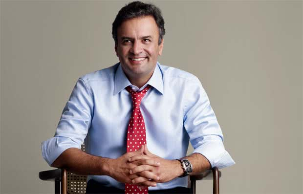 Aécio Neves - twitter, fotos e namoradas do senador