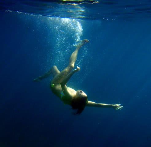 Sonhar com afogamento - o que quer dizer?