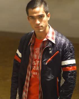 "Alfonso em ""Rebelde"""