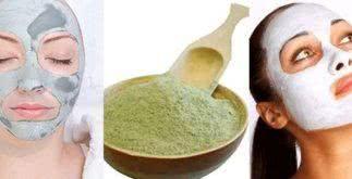 Argila para cuidar da beleza da pele/cabelos (tratamento de argiloterapia)