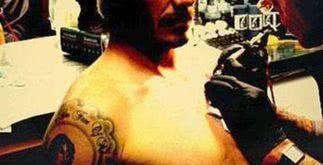 As tatuagens de David Beckham