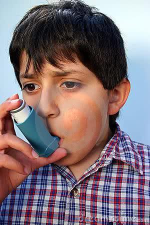Bobinha para asma