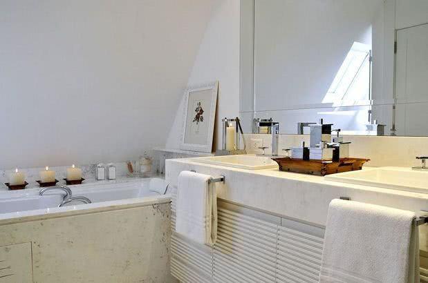 Decoração de banheiro