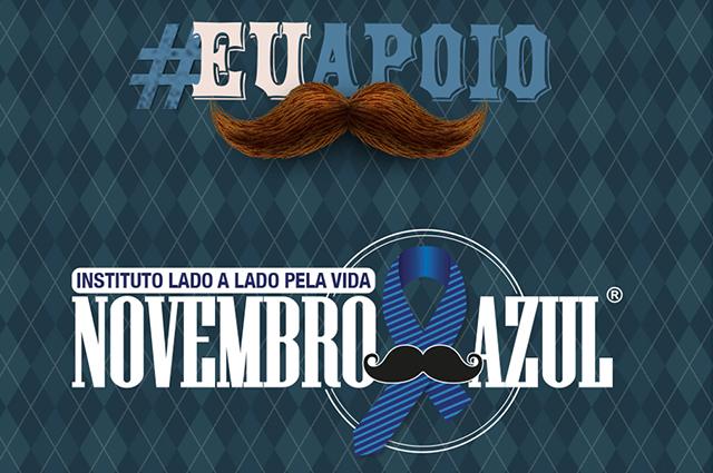 Campanha do Novembro Azul visa conscientizar sobre a prevenção do câncer de próstata