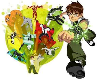 Monstros do Ben 10