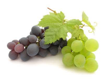 Benefícios da uva, seu suco e do vinho