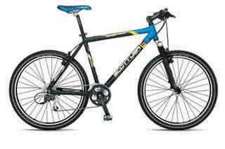 Bicicleta - calibragem