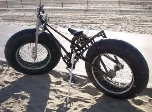 Bicicleta Tunada