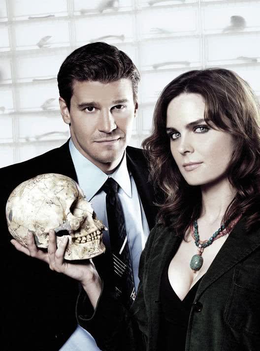 Foto do seriado Bones