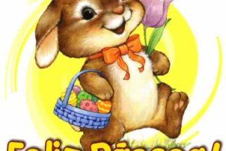 Bonitas mensagens para enviar na Páscoa