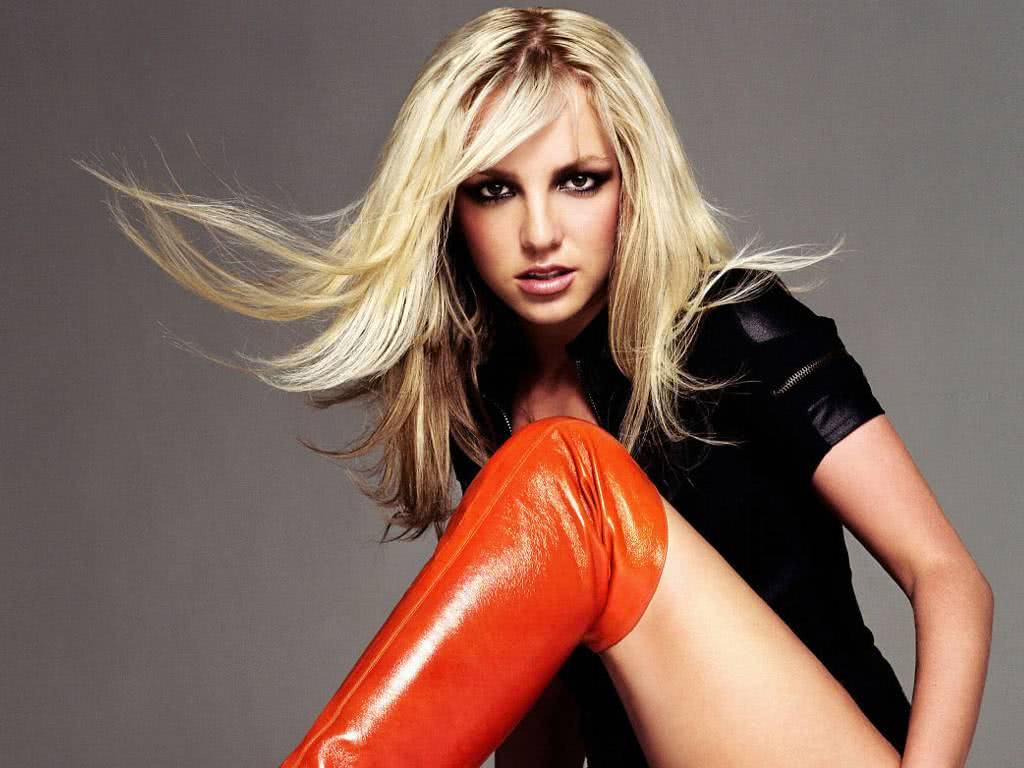 Britney Spears em editorial