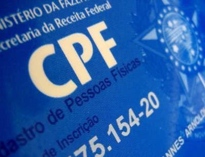 Veja como recadastrar seu CPF