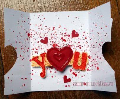 Cartão para Dia dos Namorados