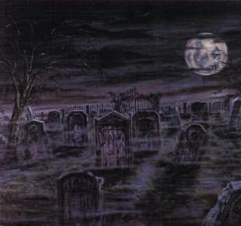 O que significa sonhar com cemitério