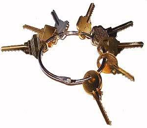 Aprenda como abrir fechaduras sem as chaves