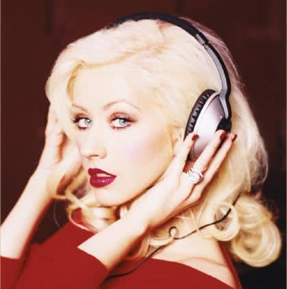 Foto de Christina Aguilera