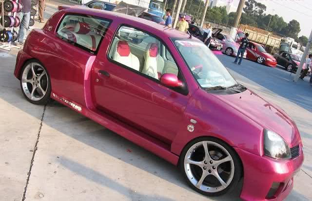 Renault Clio Tunado