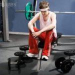 Como ajustar o peso na musculação?