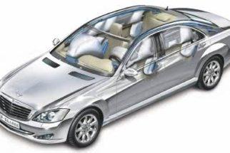 Como é o funcionamento de um airbag