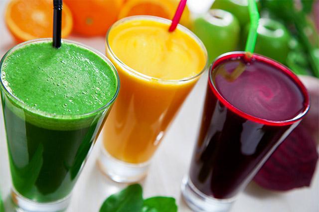 Prepare sucos saudáveis e saborosos