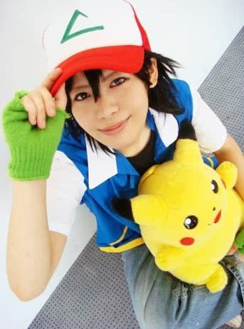 Ash - Pokemon