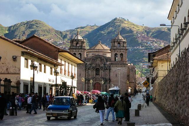 Cuscu, Peru