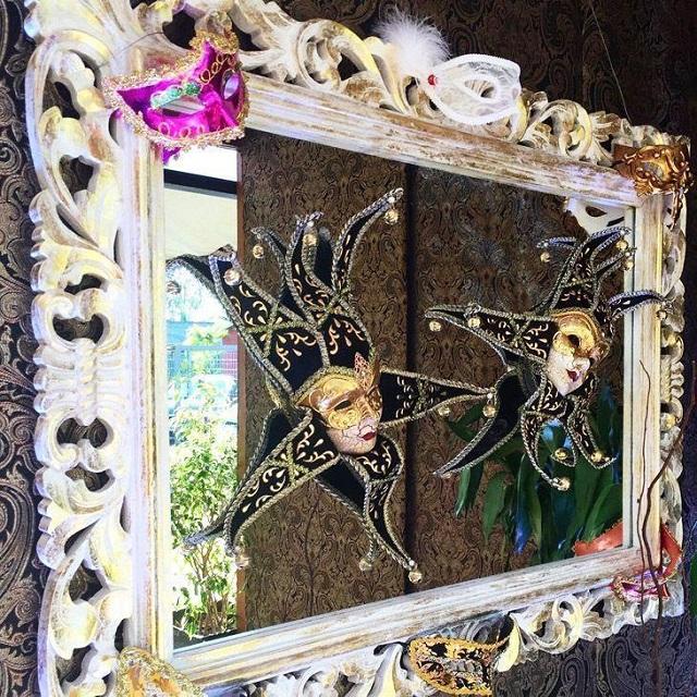 Aproveite o período de Momo e invista em decoração também para espelhos