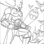 Desenho do Batman