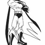 Batman - Desenho para você pintar