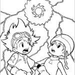 Desenho Digimon