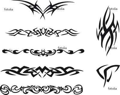 Desenhos tribais