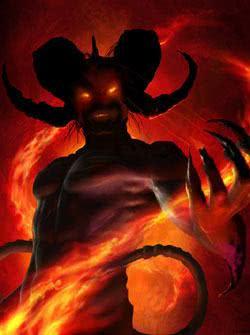 Sonhar com o diabo