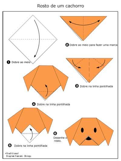 Diagrama de Origami