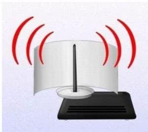 Como a antena deve ficar