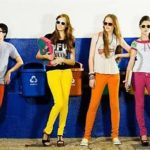 Dicas de moda – roupas colorias estilo Restart