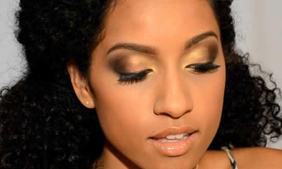 Dicas de uso de maquiagem para pele negra