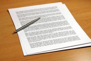 Modelo de Carta de Renúncia