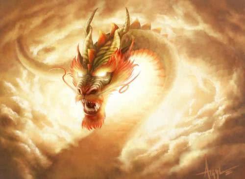 Horóscopo chinês - Signo de Dragão
