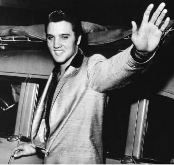 Elvis Presley mais jovem