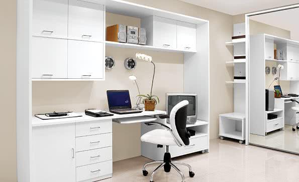 Monte e organize seu escritório em casa