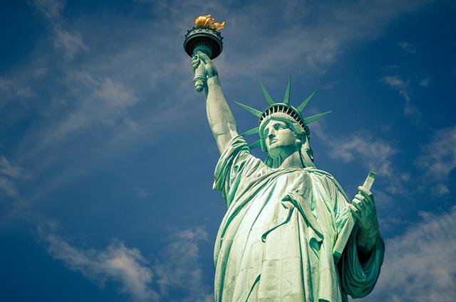 Tocha da Estátua da Liberdade