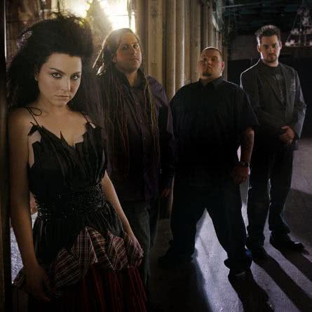 Integrantes do Evanescence