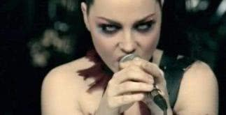 Novas fotos da Amy Lee do Evanescence