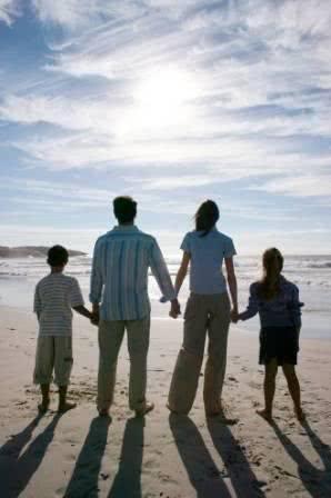 Oração religiosa para a família