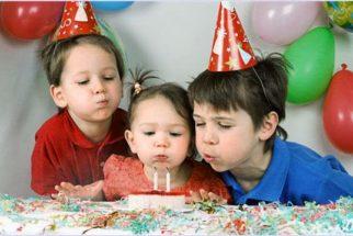 Frases para convites e lembrancinhas de aniversário infantil