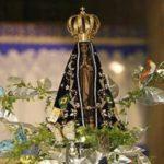 Imagem da santa