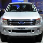 Fotos da Nova Ford Ranger 2012